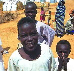 Image of Sudanese youths