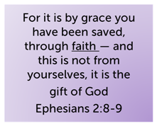 Ephesians 2v8-9 for web