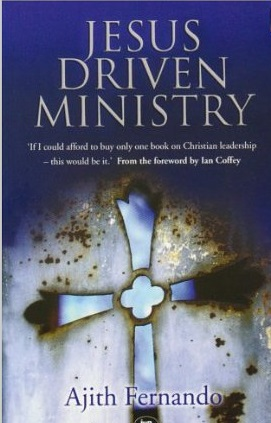 Jesus Driven Ministry front cover