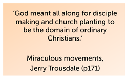 Miraculous movements quote