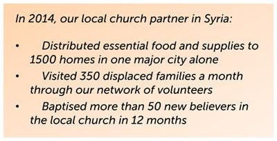 Syria Appeal - church partner impact 2014-original