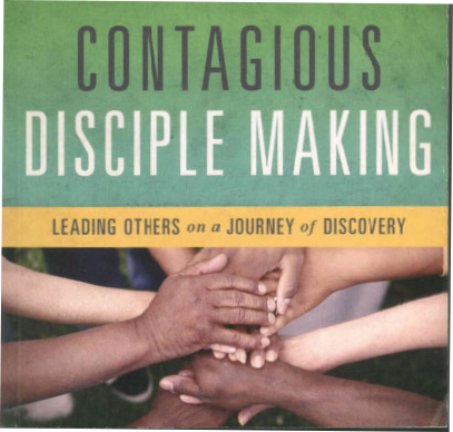 Contagious disciple-making front cover feature image
