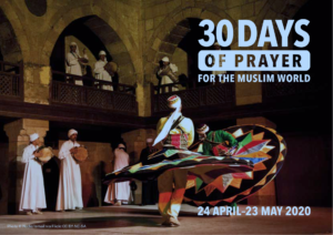 30 days of prayer 2020